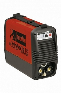 Инвертор TELWIN TECHNOLOGY TIG172 AC/DC HF/LIFT220В 4,5кВт 5-160А 1.6-4.0мм 12,8кг